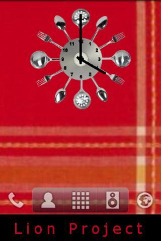 玩個人化App|餐具時鐘免費|APP試玩