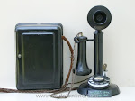 Candlestick Phones - WE 50C Candlestick Telephone