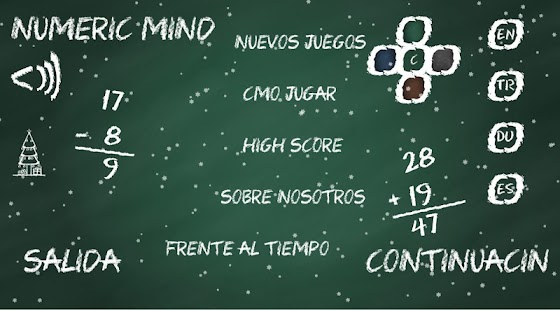 Numeric Mind - Math Race - screenshot