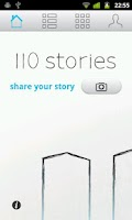 Screenshot of 110 Stories