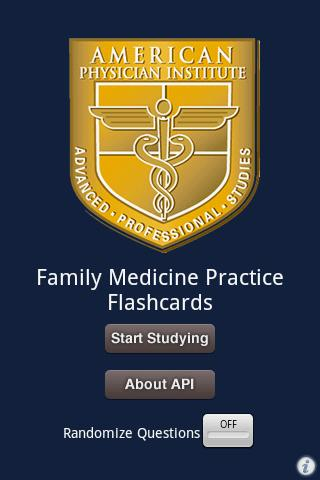 Family Medicine Flashcards