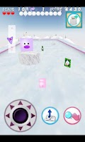 Screenshot of Snowball fight