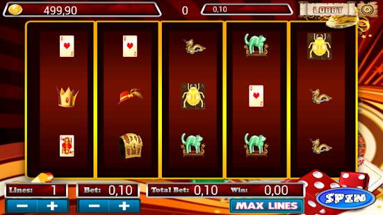 gambling machine gold lab