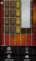 Screenshot of Guitar - Virtual Guitar Pro