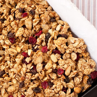 Granola {Without Oil}