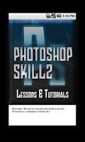 Screenshot of PhotoshopSkillz