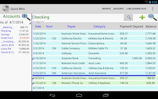 Screenshot of Quick Mini