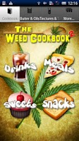 Screenshot of Weed Cookbook 2