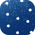 Flocons de neige Live WallPape icon