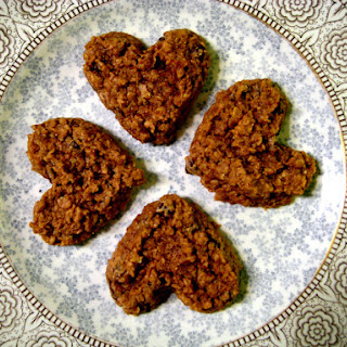 Fudgy Multigrain Cookies