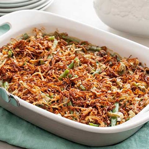Gluten Free Green Bean and Pasta Casserole