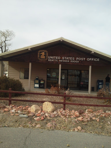 United States Post Office, Beatty Nevada.89003