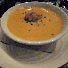 Curly's Beer Cheese Soup