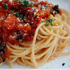 Weight Watchers Pasta Fra Diavolo