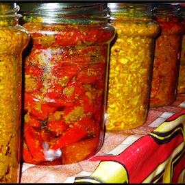 Pickle by Milan Kumar Das - Food & Drink Ingredients