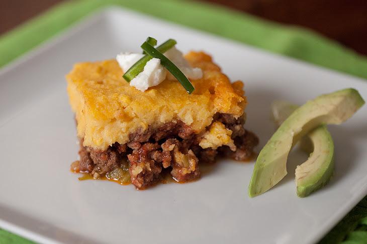 Corn, Green Chile, Egg And Cheese Casserole Recipes — Dishmaps
