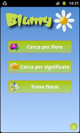 Blumy - Linguaggio dei fiori