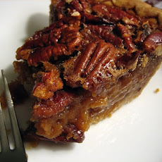 Spiked Pecan Pie Recipe