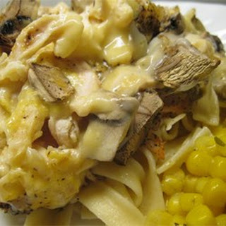 Mushroom Swiss Chicken Casserole Recipes