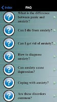 Screenshot of Anxiety Test