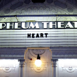 The Marquee by James Maskell - News & Events Entertainment ( marquee, heart, boston, theatre, orpheum )