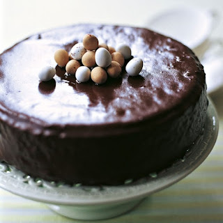 Rum and Raisin Chocolate Cake