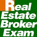 Real Estate Broker Exam Prep icon