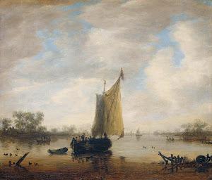 RIJKS: Jeronymus van Diest (II): painting 1675