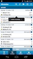 Screenshot of Allsvenskan Soccer