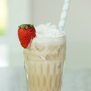 Chocolate Italian Cream Soda