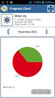 Screenshot of iPro Habit Tracker Free