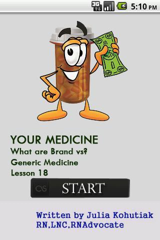 Brand vs Generic Medicine