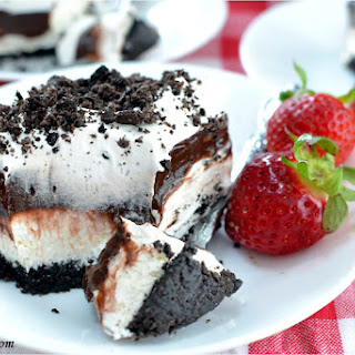 No Bake Oreo Delight