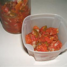 Fast and Simple Salsa