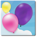 Baby Balloons mobile app icon