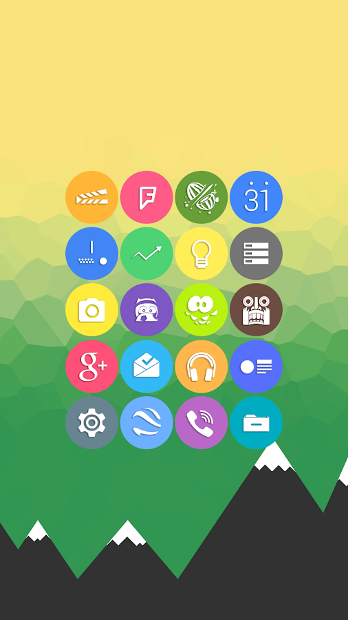 Sorus - Icon Pack Screenshot 5