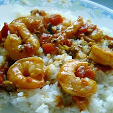 Spicy Shrimp In Coconut Milk