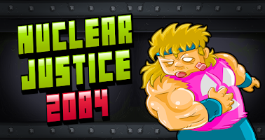 Screenshot of NUCLEAR JUSTICE 2084