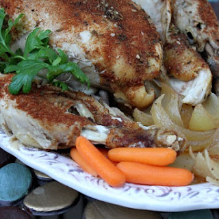 The Best Whole Chicken in the Slow Cooker
