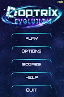 Screenshot of Doptrix Evolution