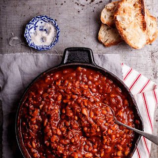 Cowboy Beans With Canned Beans Recipes