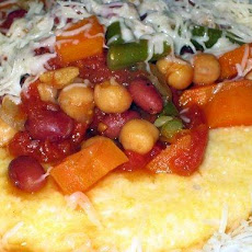 Three-Bean and Vegetable Ragout