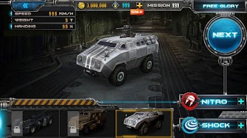 Screenshot of Zombie Road