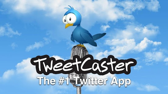 TweetCaster for Twitter Screenshot
