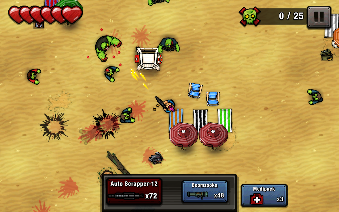 Zombie Scrapper Screenshot 6