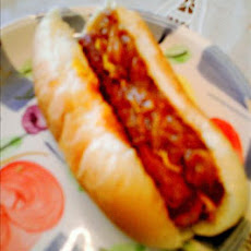 New York Hot Dog Onion Sauce (United States)