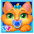 Game My Newborn Kitty - Fluffy Care apk for kindle fire
