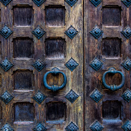 Church Door by Kelly Clark - Novices Only Objects & Still Life ( urban, canon eos 60d, tacoma, architecture )