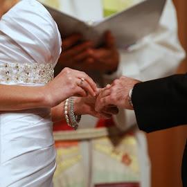 by Ben Michalski - Wedding Ceremony