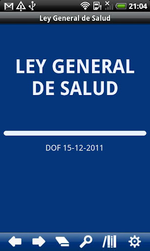 Ley General de Salud